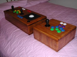 Both boxes with controls - right