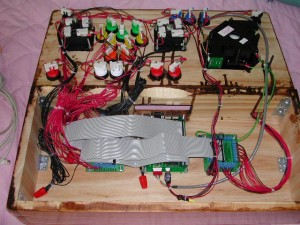 Player 1 wiring